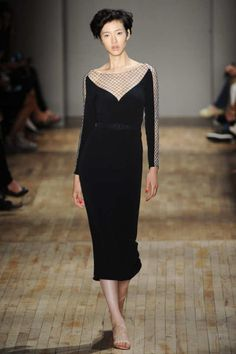 Jenny Packham Ready-to-wear Collection Spring/Summer 2015