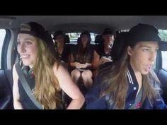 2016 USA Olympic Swim Team Carpool Karaoke | USA Swim Team hits the road for some carpool karaoke in Atlanta...Which way to Rio?