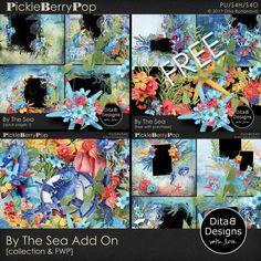 DitaB Designs:  NEWBy The Sea Add On by DitaB Designscollec...