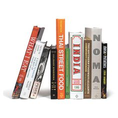 Top Ten Books for Cooks ❤ liked on Polyvore featuring books, decor, home and home accessories