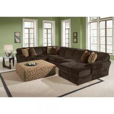 Champion 3 Piece Sectional Sofa