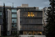 aub ioec engineering lab | nabil gholam architects
