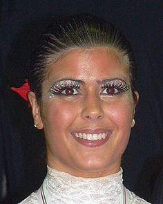 Südi Iringó egy 2006-os táncverseny díjazottjaként