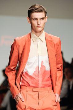 Salvatore Ferragamo Spring 2013 Menswear