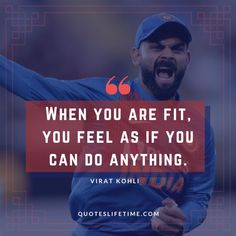 Famous Quotes by Indian Cricket Skipper Virat Kohli that will absolutely Motivate you. Best quotes by Virat Kohli on Cricket and Life. Give Me Everything, You Can Do Anything, Be True To Yourself, Be Yourself Quotes, Virat Kohli Quotes, Famous Quotes, Best Quotes, Life Changing Quotes, Always Believe