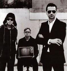 Anton Corbijn - Depeche Mode