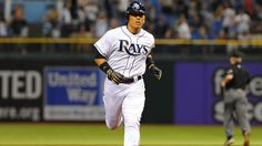 Hideki Matsui made a great first impression in his Tampa Bay debut.