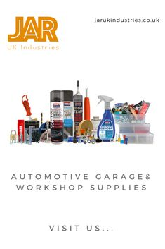 Automotive Garage & Workshop Supplies      #coffeetime #garageworkshop #jarukindustries. #workshopsupplies #garageuk #automotives #garageshop #garageworkshop #garage #agricultural #products #marineindustry #bulbs #bulb #lubricant #lubricants #electricals #fasteners #fastener #fixing #fixingcars #welding #weldingshop #abrasive #abrasives #jarukindustries.co.uk #blackcabs #farminguk