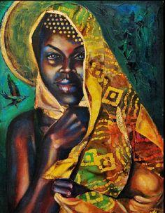 tamara natalie madden art | related posts art toyin odutola an undoing art surreal portraiture by ...