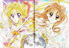 Arina Tanemura, Kamikaze Kaitou Jeanne, Kamikaze Kaitou Jeanne Artbook, Kaitou Jeanne, Maron Kusakabe