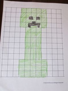 Play Eat Grow: A Simple Minecraft Math Activity- Perimeter and Area