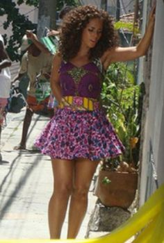 alicia keys style | Belle Ebene: My Style - Alicia Keys m'inspire pour cet été