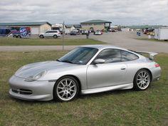 Silver Porsche 911 GT3 Motorsport Ranch (Photo by Bill Orr) #MavPCA #PCA #Porsche #Porsche911 #Porsche911GT3