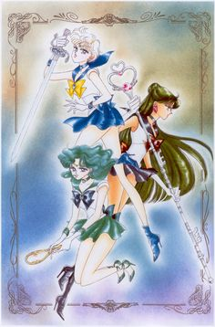 Bishoujo Senshi Sailor Moon Original Picture Collection Vol. III