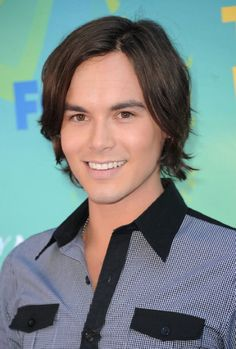 Tyler Blackburn. Let's all take a moment and pray Caleb gets out of surgery just fine when PLL starts back up again :(