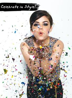 We're celebrating our 10th Birthday with Brand Ambassador #LucyHale! #markturns10