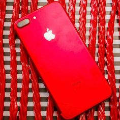 Apple has unveiled the special-edition red iPhone 7 and iPhone 7 Plus as part of its Product Red program, which helps fund programs that battle HIV and AIDS in sub-Saharan Africa. Starting at $749 for the 128GB version, it will be available worldwide this Friday. 📱 (Find out more at the link in our profile.)