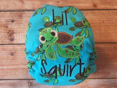 Lil Squirt Hybrid Fitted Diaper Wind Pro