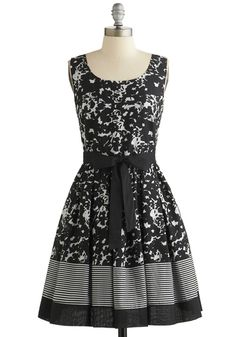Inkwell and Good Dress, #ModCloth