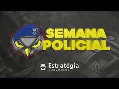 Semana Policial - Análise Detalhada PF e PRF | Ao vivo