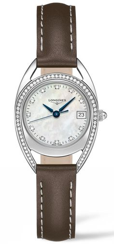 Longines Watch Equestrian Collection #basel-15 #bezel-diamond #bracelet-strap-leather #brand-longines #case-material-steel #case-width-26mm #date-yes #delivery-timescale-call-us #dial-colour-white #gender-ladies #luxury #movement-quartz-battery #new-product-yes #official-stockist-for-longines-watches #packaging-longines-watch-packaging #price-in-application #style-dress #subcat-equestrian-collection #supplier-model-no-l6-136-0-87-2 #warranty-longines-official-2-year-guarantee…