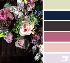 { flora palette }