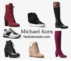 Scarpe Michael Kors autunno inverno 2016 2017 donna
