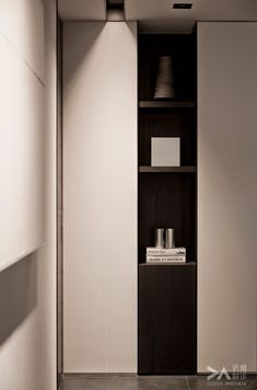 Clothes Cabinet, Clothes Shelves, Shoe Cabinet Design, Shelf Design, Chinese Interior, Muebles Living, Tall Cabinet Storage, Cabinet Doors, Office Interiors