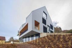 House B.A.B.E. by destilat / Intelligent architecture / Intzine