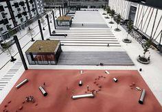 Roof-Park-Plaza-Playground-Polyform-Arkitekter-01 « Landscape Architecture Works | Landezine