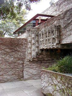 Lloyd Wright Home