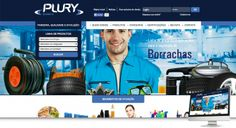 PLURY QUÍMICA - Conceituação, projeto gráfico e programação para website institucional. Tecnologia: PHP / HTML / CSS / Mysql Endereço eletrônico: http://www.pluryquimica.com.br/