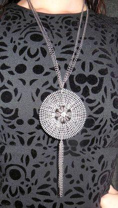 Zipper necklace/vetskarikaulakoru/ArjaS