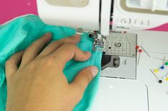Today is an exciting day because I am finally sharing my first Cricut Maker Sewing Project: how to sew a small basket! This machine has totally changed and enhanced my sewing projects.