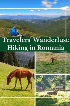 Travelers' Wanderlust-Hiking in Romania