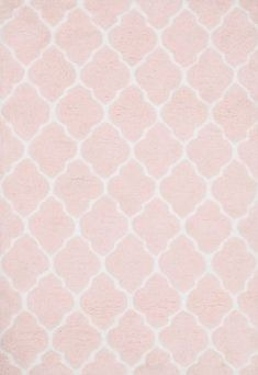Buy your Blush Lattice Lola Shag Rug by Loloi Rugs here. The Blush Lattice Lola Shag Rug from Loloi Rugs will make the perfect addition to your child's room. This plush area rug is great Nursery Area Rug, Pink Bedroom For Girls, Teen Bedroom, Master Bedroom, Diy Home, Home Decor, Clearance Rugs, Pink Patterns, My New Room