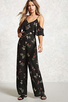 Jumpsuit Flores - Contemporary