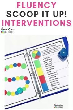 Ideas, Activities and games for Fluency phrases and fluency passages for reading practice, guided reading small groups, reading interventions and special education. Tips and tools for strategies and activities that improve fluency. #firstgrade #secondgrade #thirdgrade #conversationsinliteracy #phonics #fluency #comprehension #classroom #elementary #backtoschool #fluencystrategies #readinginterventions #guidedreading #sightwords 1st grade, 2nd grade, 3rd grade