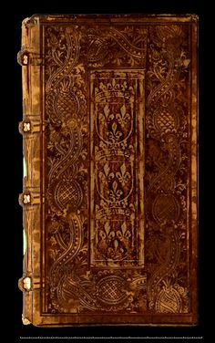 Bookbinding from the workshop of Louis XII and Francis I (15th-16th centuries)