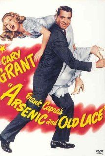 Arsenic and Old Lace is a 1944 Comedy, Drama film directed by Frank Capra and starring Cary Grant, Priscilla Lane. Funny Movies, Old Movies, Vintage Movies, Great Movies, Funniest Movies, 1940s Movies, Famous Movies, Cary Grant, Love Movie