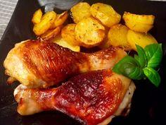 Kurczak pieczony w maślance - Blog z apetytem