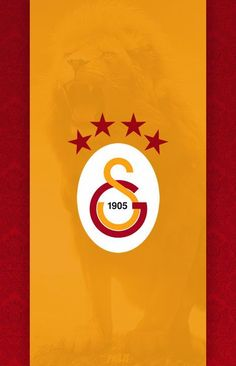#galatasaray #championsleague #GS #wallpaper #black #frilts Football Tattoo, Football Team, Old Boys, Chicago Cubs Logo, Champions League, Event Planning, Cartoon, Poster, Black