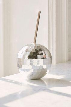 Disco Ball Sipper Cup