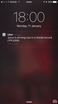 The Second Coming isn't quite what I expected...