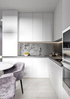 New breakfast bar kitchen modern spaces ideas