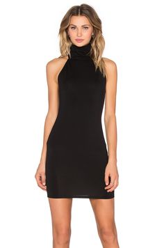 CAPULET SLEEVELESS TURTLENECK DRESS.  capulet  cloth  dress Sleeveless  Turtleneck Dress 761853da5