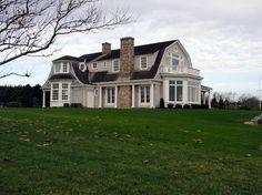 Maine Retreat - traditional - exterior - boston - Anthony Catalfano Interiors Inc.