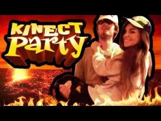 I Sacrifice My Girlfriend (Kinect Party). FUNNIEST VIDEO EVER!