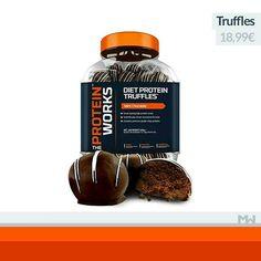 Já experimentaste as Diet Protein Truffles?! Deliciosas!  www.mws.pt  #MyWheyStore #Almada #Portugal #Treino #Ginásio #Gym #Fitness #Bodybuilding #Workout #Musculação #Cardio #Corrida #HealthyChoices #HealthyLifestyle#Delicioso #Nutritivo #Saudável #LancheSaudável #Lifestyle #Dedication#Strength #Determinação #Foco #Força