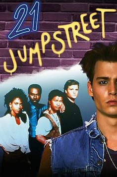 21 Jump Street (1987–1991) The cases of an undercover police unit composed of young looking officers specializing in youth crime.